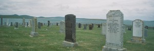 Hebridean graves