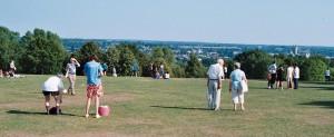 Canterbury view